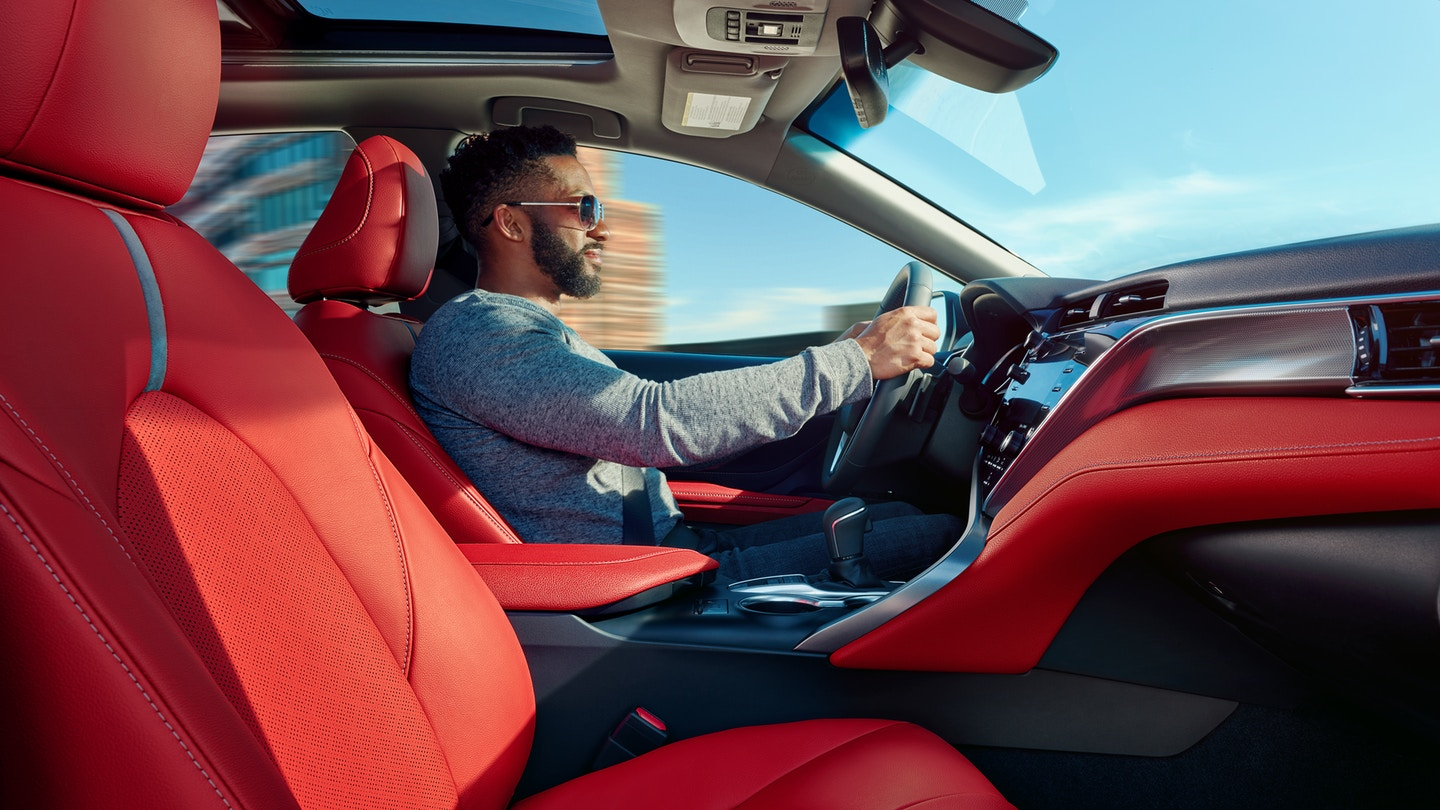 the all new camry commercial yaris trd sportivo 2014 2018 toyota makes 10 best interiors list keith