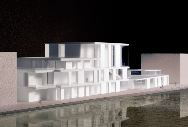 Buenos Aires Art Museum Competition