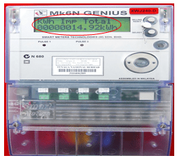 TNB Electric Meter