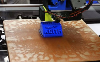 New YouTube Video: 3D Printer Time-Lapse