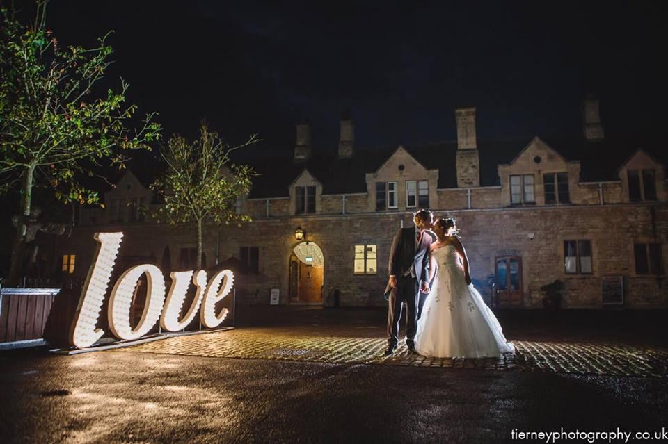 Illuminate Your Wedding or Event  Keith Woods Wedding