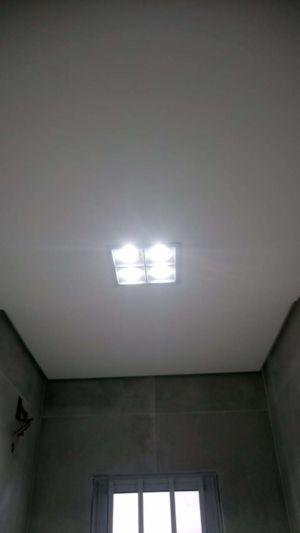 Luminárias embutidas LED ( sustentável e econômicas)