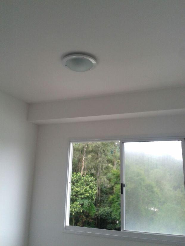 Luminária com vidro 1
