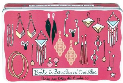 Promijeniti Misionar Pogodba Boite De Rangement Boucles D Oreilles Goldstandardsounds Com