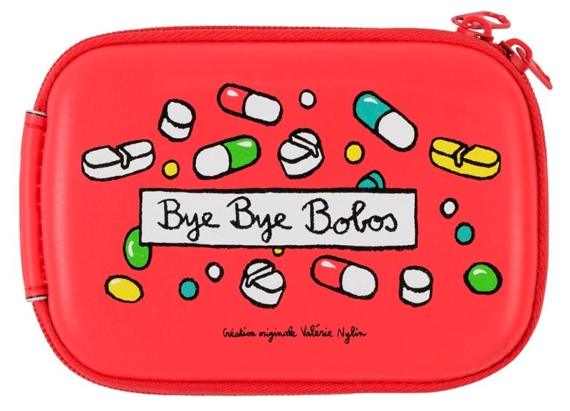 Housse Plaquette Medicaments Bye Bye
