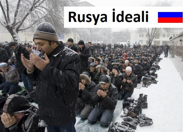 Bir Rusya İdealiniz Var Mı - Ahmed Necip YILDIRIM