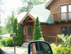 Cabin Left view