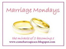 Marriage Mondays LINK