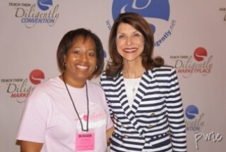 pam tebow and i