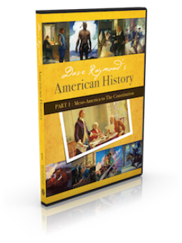 American History DVDs