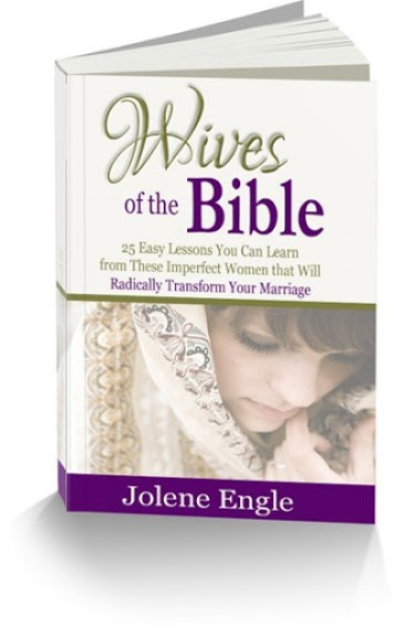 wives of the bible ebook cover USE THIS ONE