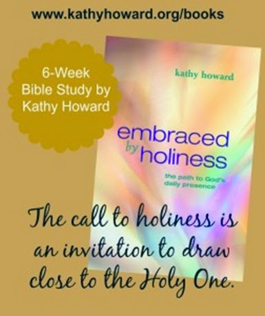 Embraced by Holiness 6 week Bible Study
