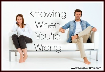 Knowing When You're Wrong