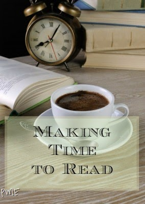 Pursuing What Is Excellent  Making Time To Read