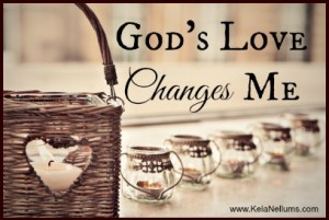Gods Love Changes Me
