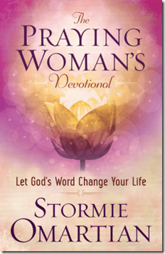 The Praying Womans Devotional by Stormie Omartian