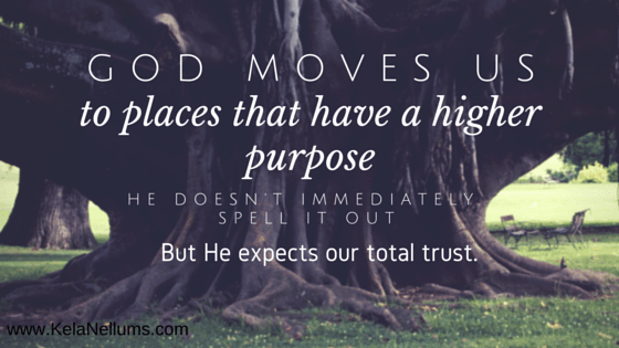 God Moves Us