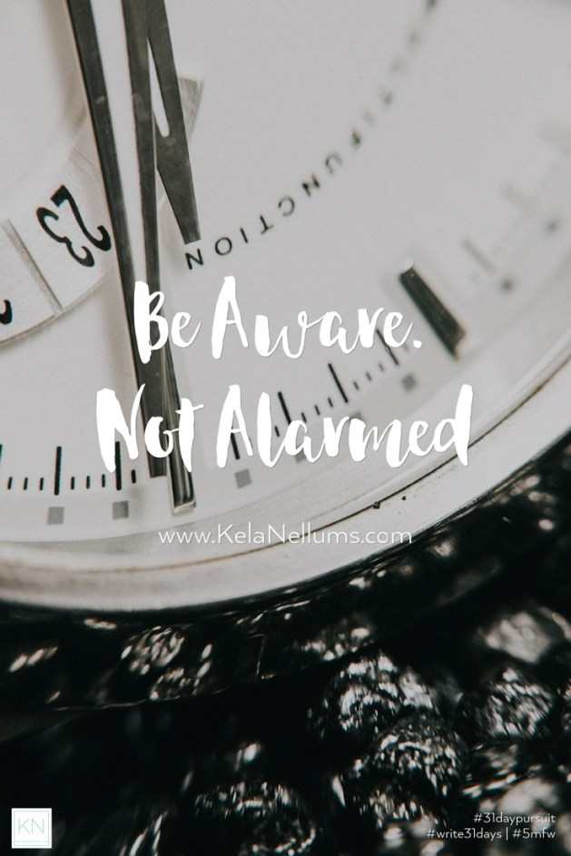 pursuing-what-is-excellent-be-aware-not-alarmed