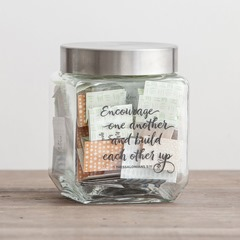 Conversation Starter Jar dayspring