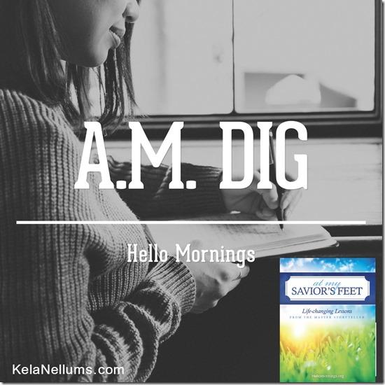 A.M.DIGHelloMornings amSf