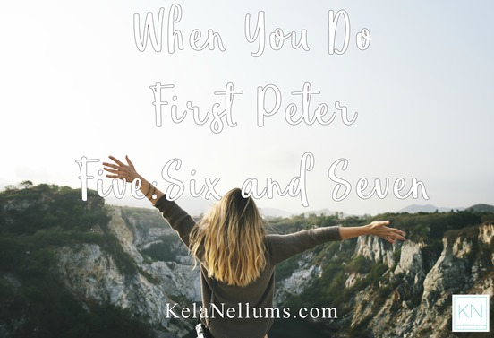 Pursuing What Is Excellent -- First Peter Five