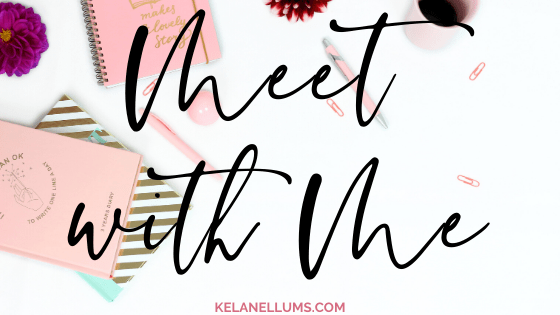 Blog Title Meet with Me