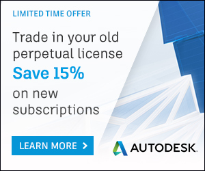 Autodesk Trade-in special offer through July 20, 2018