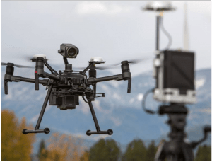 JDI-Matrice-200-hovering-near-control-unit