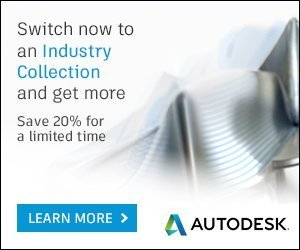 Switch to an Autodesk AEC Collection and save 20%