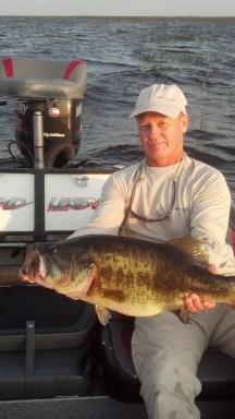 Lake Okeechobee King of Alva!