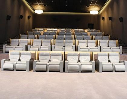 La salle first de EuropaCorp Cinémas