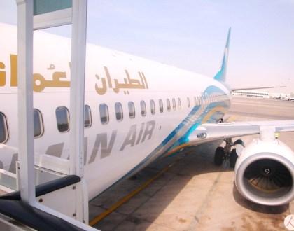 La Business et l'Economy Class d'Oman Air en A320