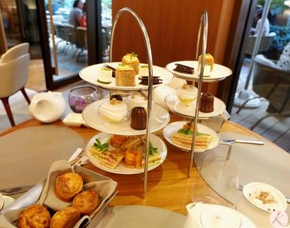 Le Tea time au Camélia – Mandarin Oriental Paris