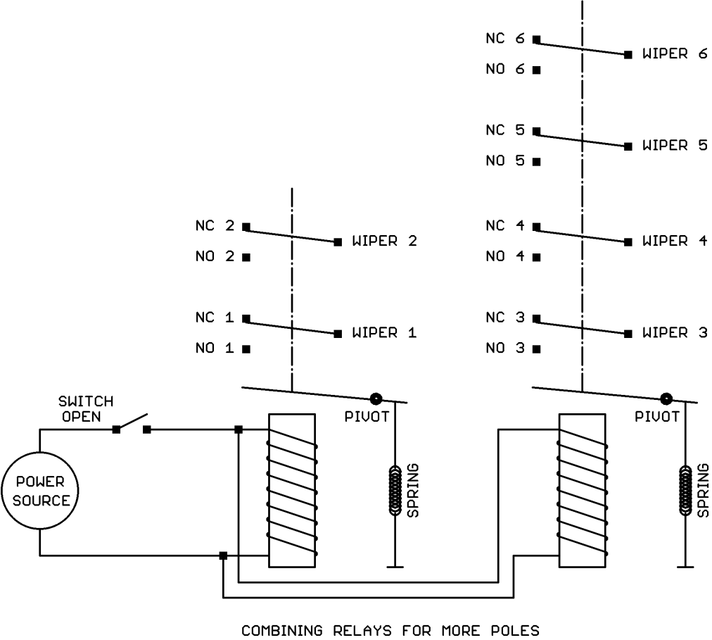 Omron 12v Relay Wiring Diagram 8 Pin Relay Wiring Diagram