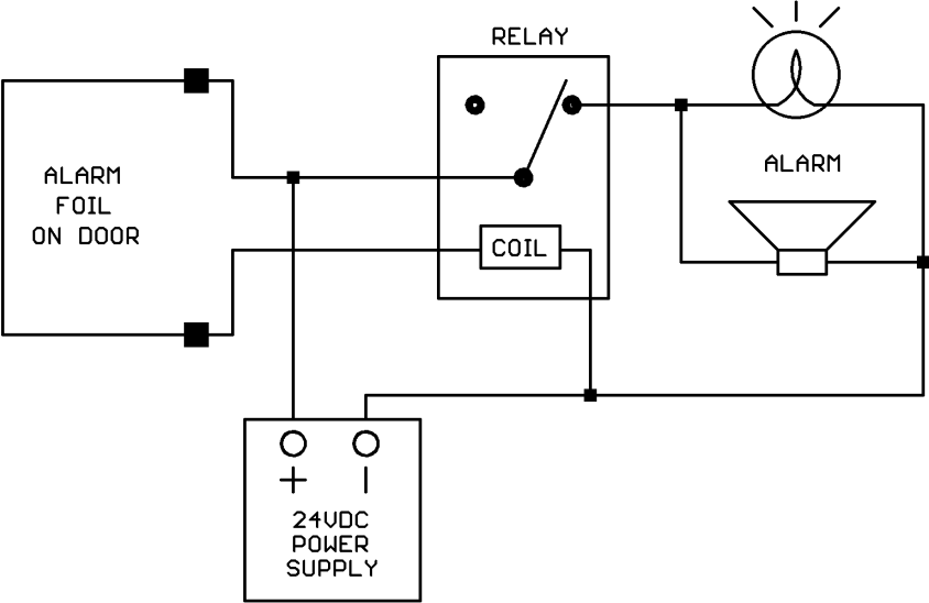 24vdc Relay Wiring Diagram 24 Volt Thermostat Wiring