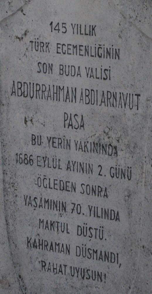 Abdurrahman Abdi Arnavut Paşa