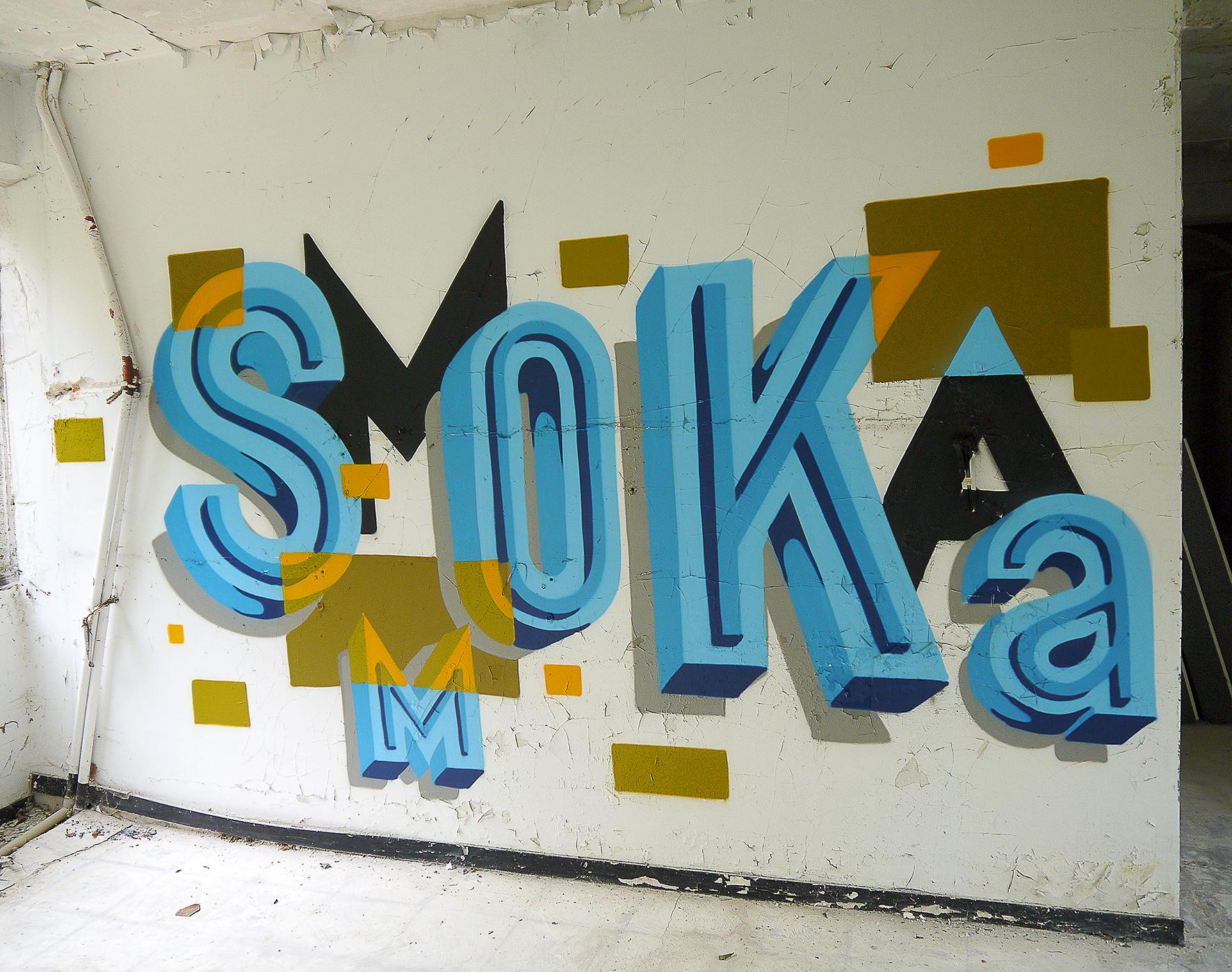 letters graffiti