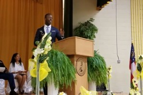 Keynote Address – Spencer High School Convocation 2016