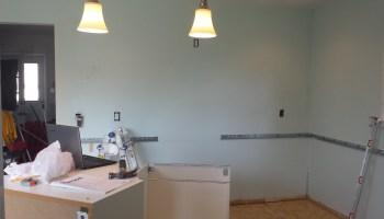 ikea cabinet lighting wiring. ikea sektion cabinet install day 1 lighting wiring t