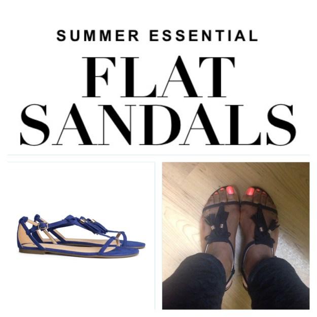 Flat Sandals HM