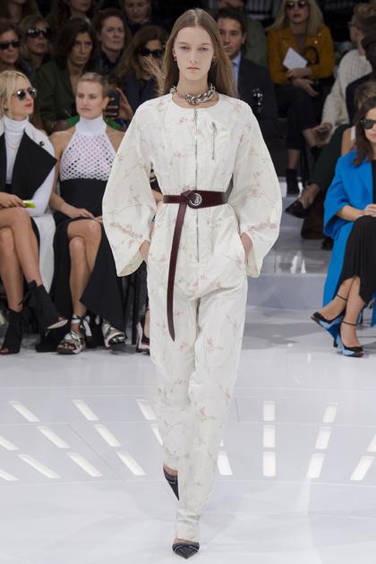 Christian Dior combi pantalon