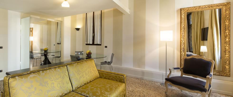 luxury apartment hotel