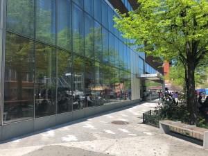 The Schomburg Center in Harlem