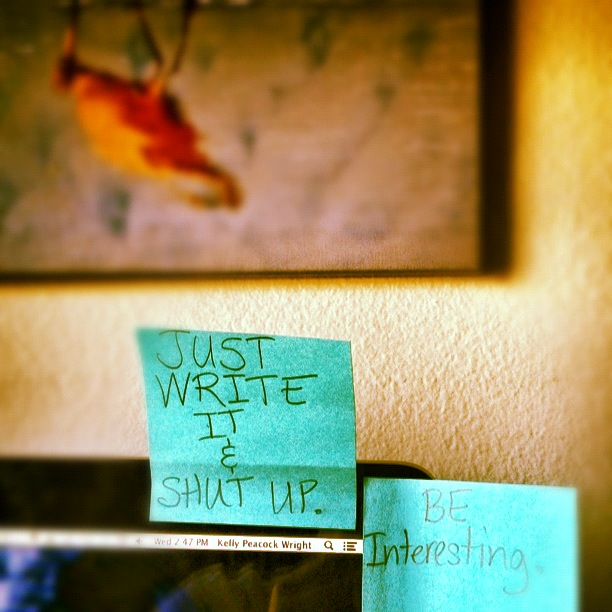 Getting Organized for NaNoWriMo