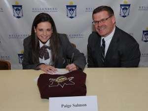 Paige Salmon