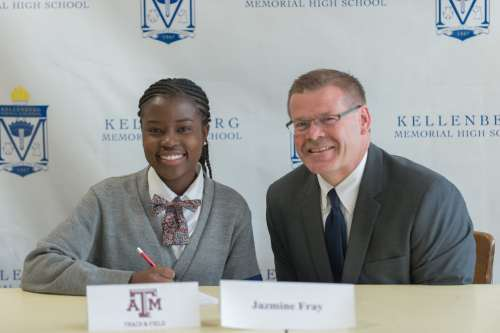 Jazmine Fray - Texas A&M University - Womens Track & Field