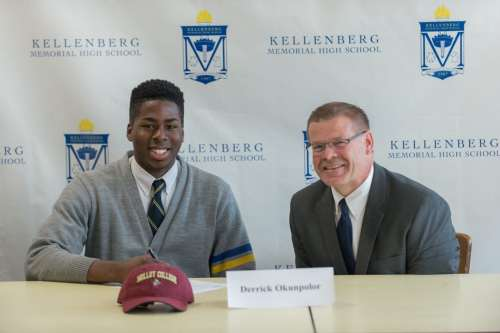 Derrick Okunpolor - Molloy College - Mens Basketball