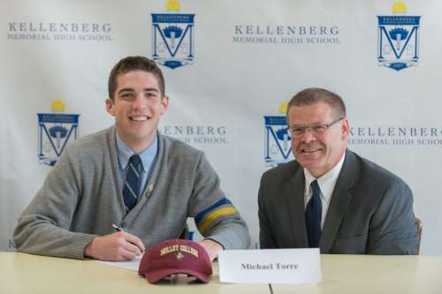 Michael Torree - Molloy College - Mens Basketball