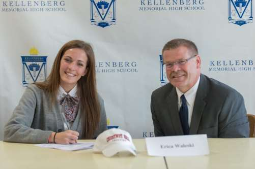 Erica Waleski - Chestnut Hill College - Womens Track and Field