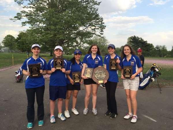 Girls' Golf 2015